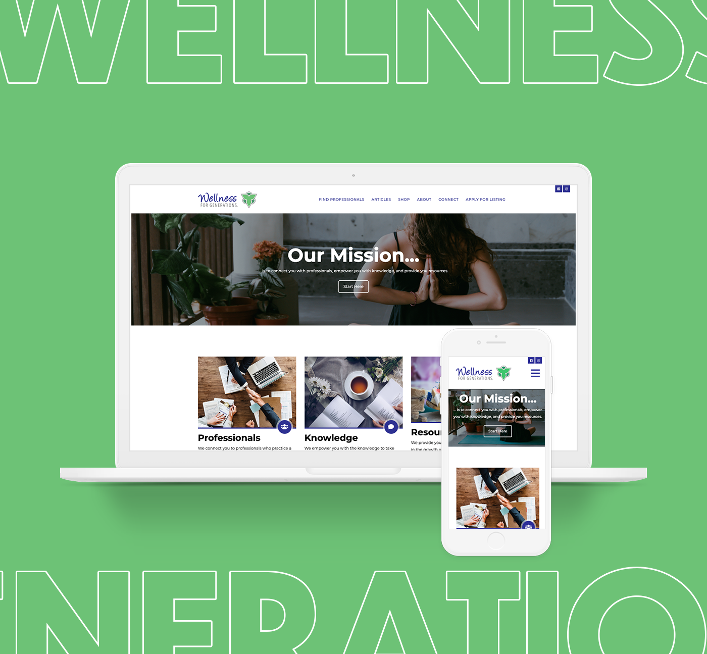 Wellness For Generations